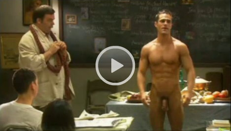 Watch the best Hollywood hunks and their nude scenes!: cinemale.org